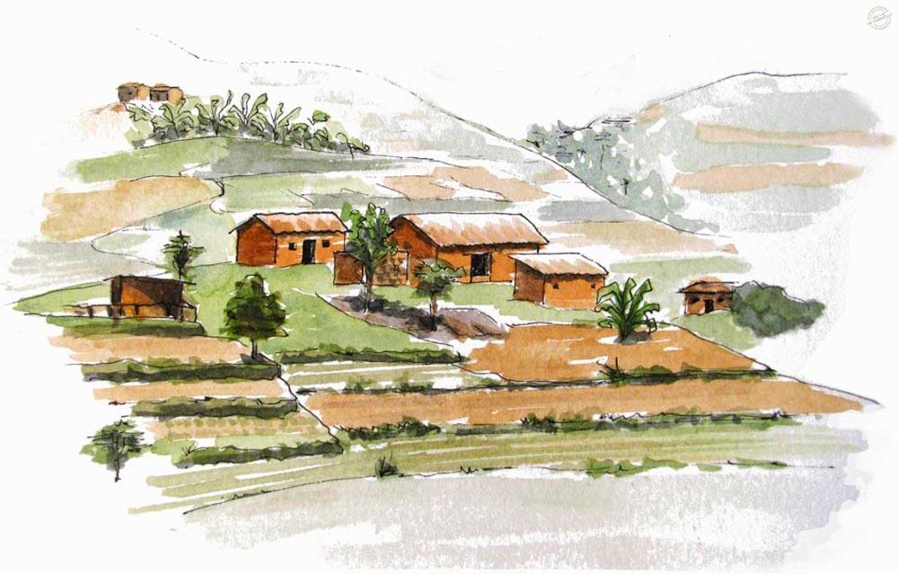 Village rwanda