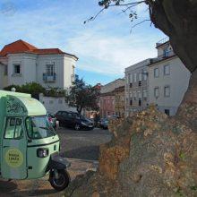 Lisbonne miradouro Senhora de Monte