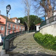 Lisbonne miradouro de Graça