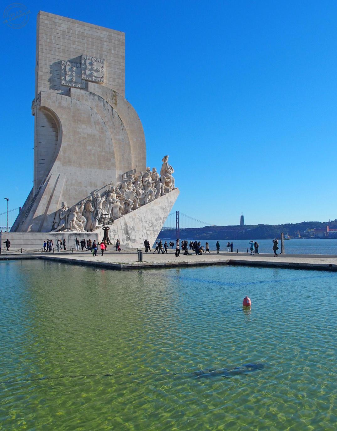monument des decouvertes