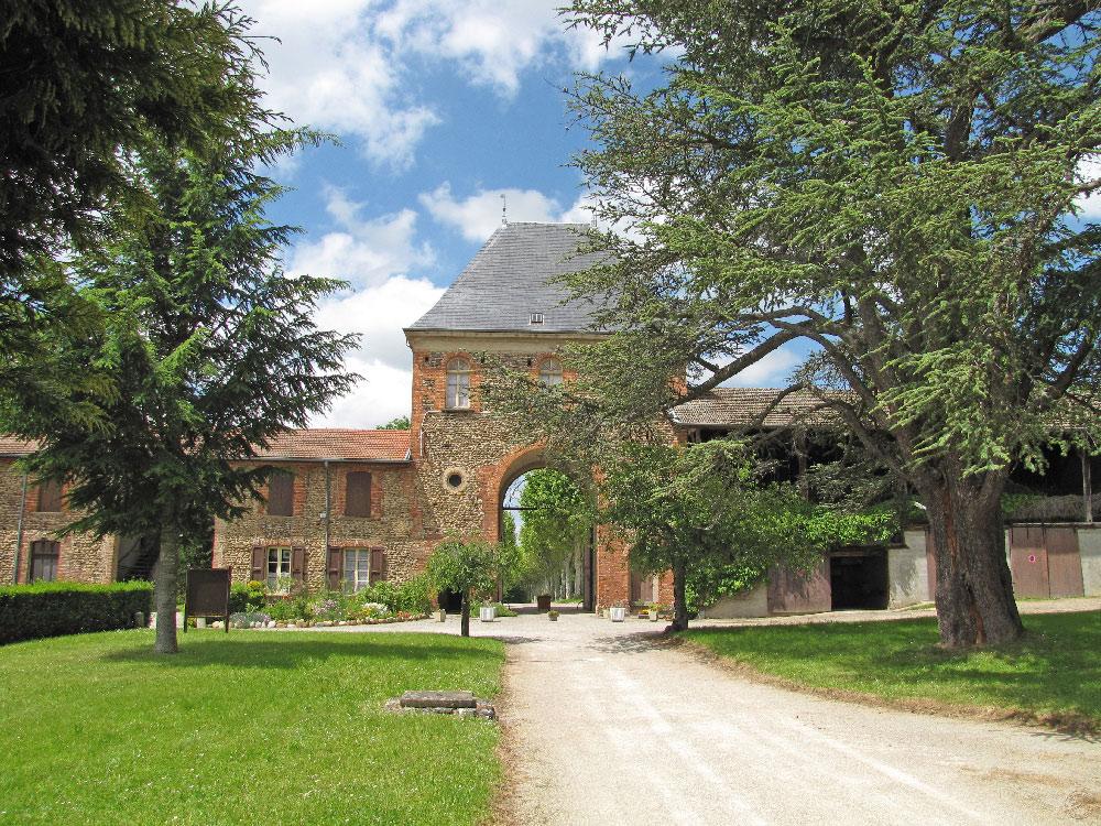 Abbaye de Chambarand