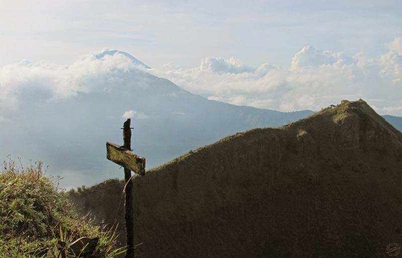 Ascension du Batur
