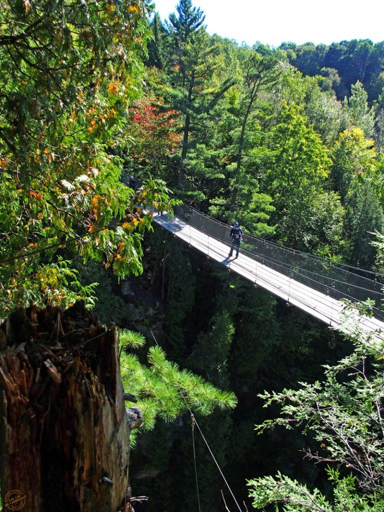 Canyon Sainte Anne