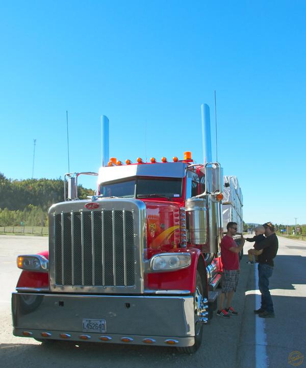 Oh le beau camion