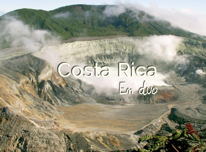 // COSTA RICA 2006 //   Deux semaines pour parcourir ce magnifique  pays à la politique pacifiste.  La douceur de vivre y  est omniprésente,  malgré la pauvreté. Une destination de rêve  pour les passionnés de volcans, de forêt dense,  d'oiseaux, sans oublier les reptiles et les singes.