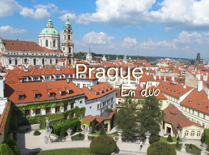 // PRAGUE 2016 //  3 jours pour découvrir Prague,  la belle romantique et son célèbre Pont Charles.  Le prntemps la rend plus rayonnante encore  dans son écrin de verdure