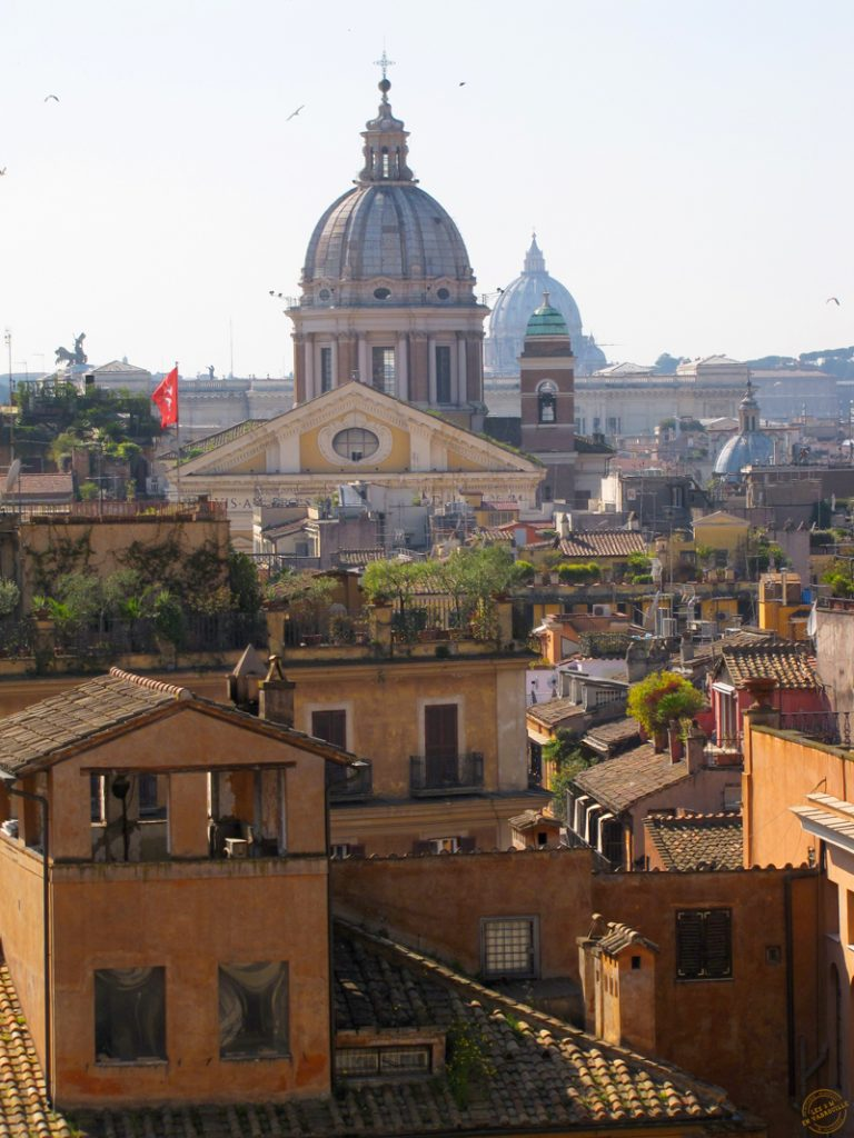 Panorama depuis Monti