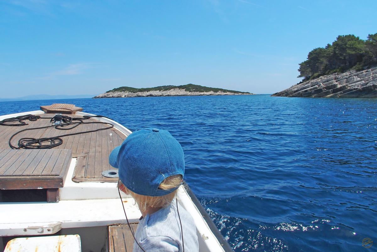 Blog voyage Lastovo Croatie
