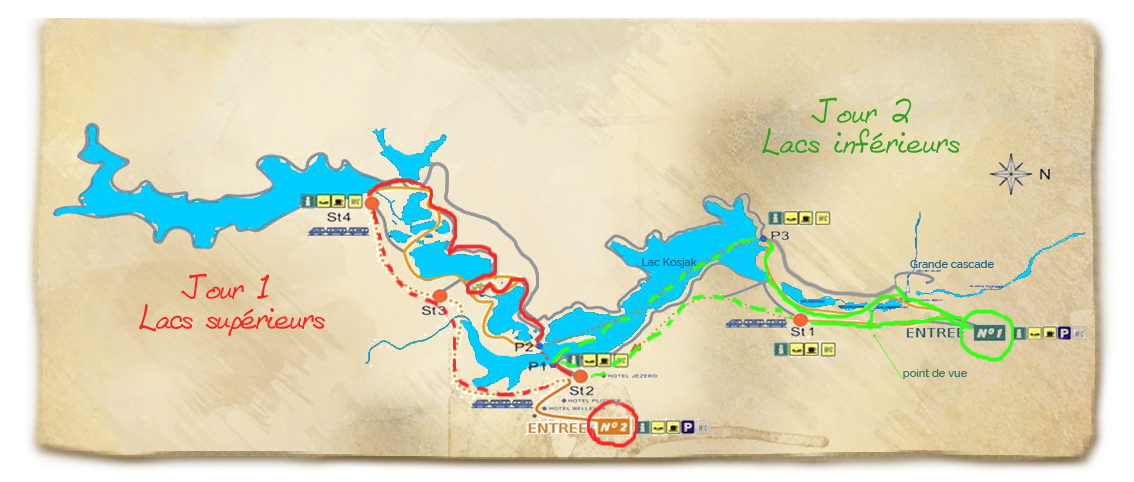 carte-itineraire-plitvice