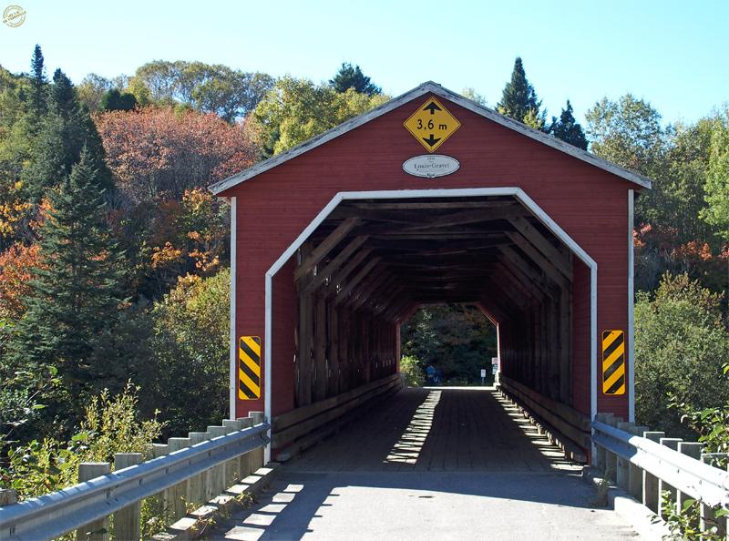 Pont couvert Louis-Gravel