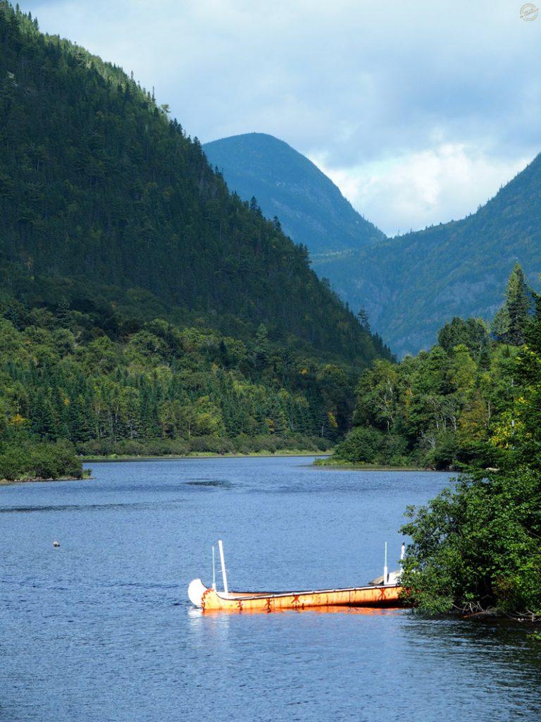 Parc des Hautes Gorges de la Rivière Malbaie
