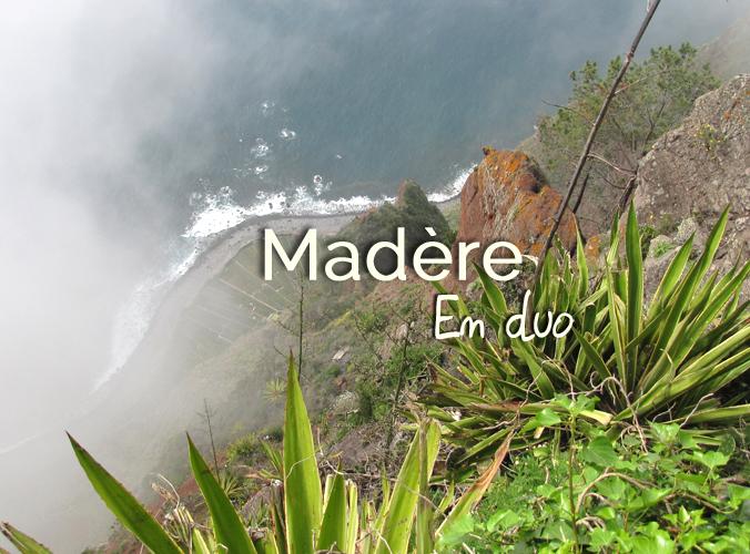 // MADERE 2009 // 9 jours permettent de silloner cette petite île où le printemps éternel cohabite avec les paysages chaotiques. Un vrai paradis pour les randonnées.