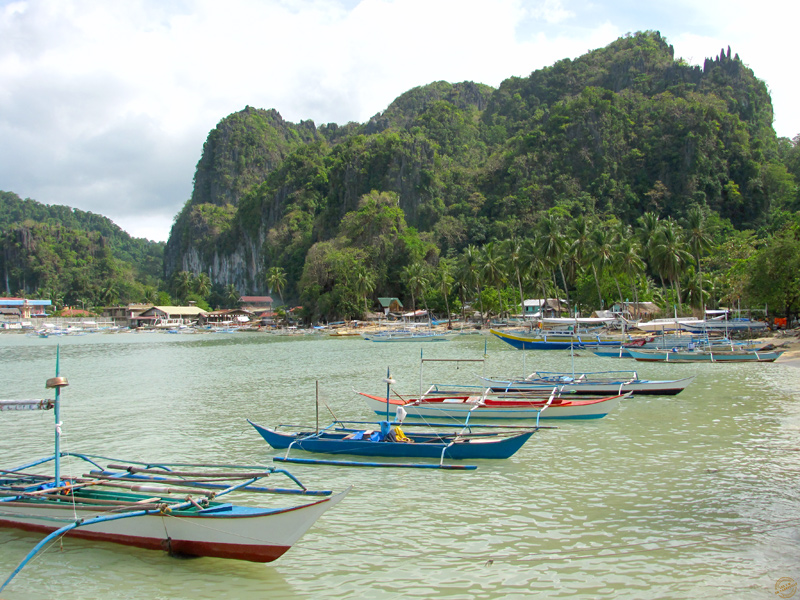 Cabigsing Fishing Village