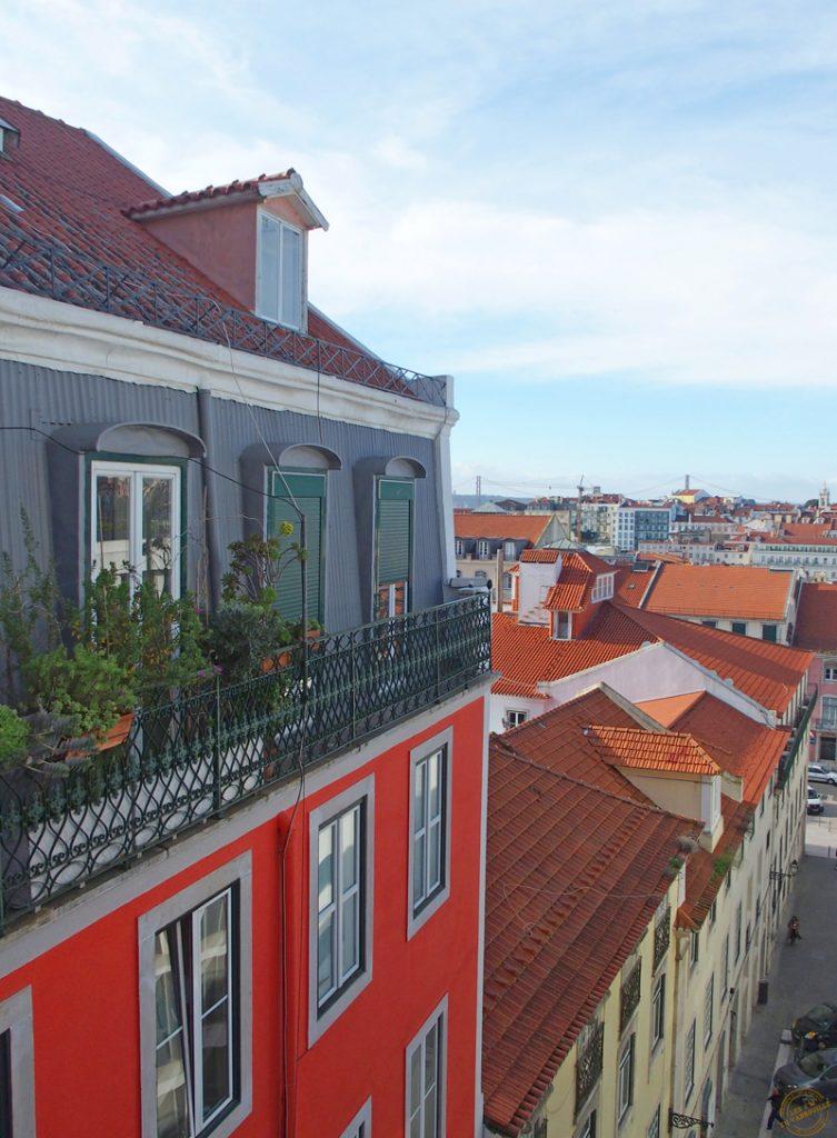 Ruelles de Lisbonne