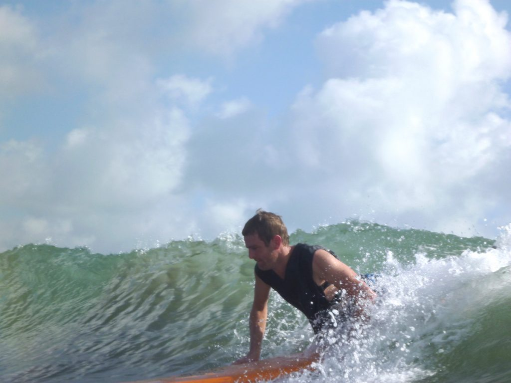 Surf à Kuta