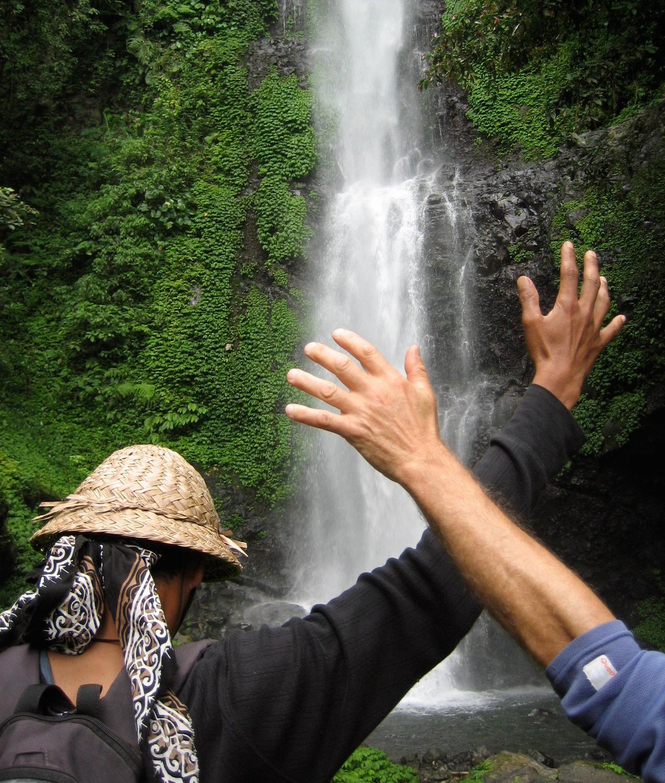 Cascades de Munduk