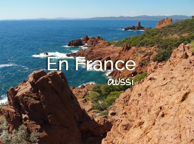 Séjours et découvertes en France ! Parce qu'on adore sillonner ses recoins !