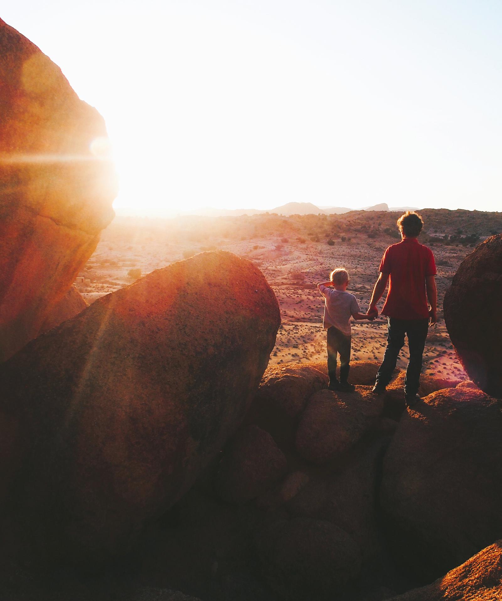 maroc-tafraout-sunset