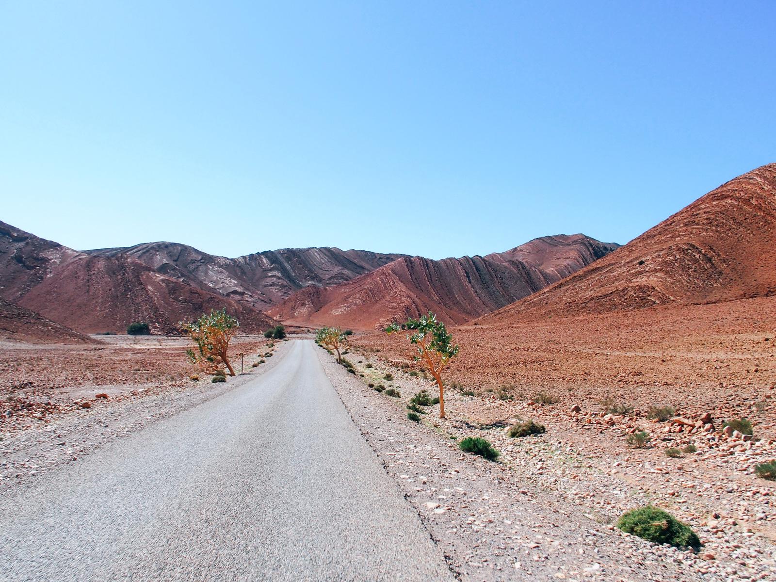 route-au-maroc
