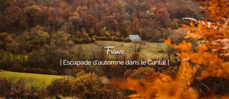 Automne dans le Cantal